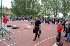 De Todo un Poco: Deporte Rural - Fiestas de Echavacoiz Año 2016 Basketball Court, October, Fiestas, Sports