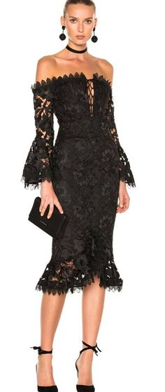 Shop for NICHOLAS Botanical Lace Dress in Black at REVOLVE. Free day shipping and returns, 30 day price match guarantee. New Dress, Lace Dress, Style Noir, Short Dresses, Formal Dresses, African Dress, African Fashion, African Style, Dress To Impress