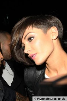 Frankie Sanford is my hairstyle icon. Love both cut & color.