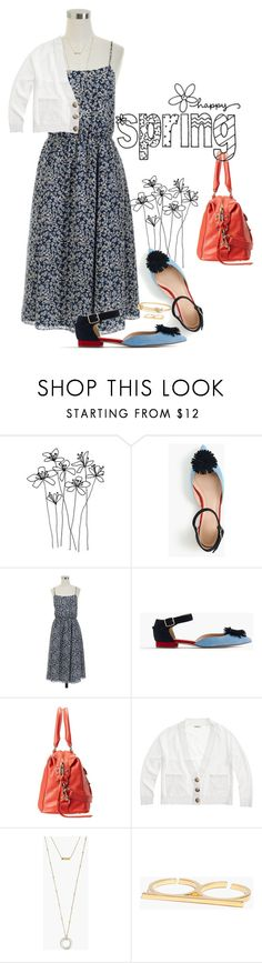 """""""Colorblock"""" by villasba on Polyvore featuring J.Crew, Rebecca Minkoff and Madewell"""