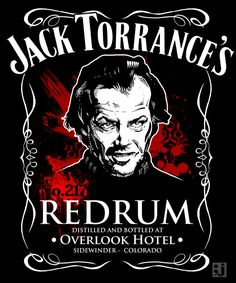 TeeFury Torrance RedRum S T Shirt The Shining Stephen King Jack Nicholson Halloween Horror Movies, Scary Movies, Great Movies, Halloween Humor, Halloween 9, Halloween Bottles, Halloween Clothes, Amazing Movies, 80s Movies