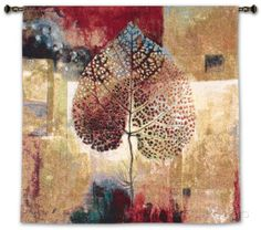Abstract Autumn Wall Tapestry by Dougall at AllPosters.com