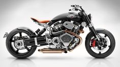 This Burly, $65K Motorcycle Is Inspired by a Fighter Plane | The bike was designed by South African Pierre Terblanche, formerly of Ducati, Moto Guzzi, and Norton.  Confederate Motorcycles  | WIRED.com