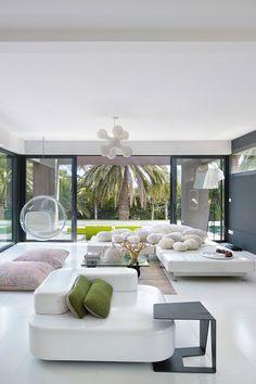 ❤ Mobiliario conexión interior exterior ❤