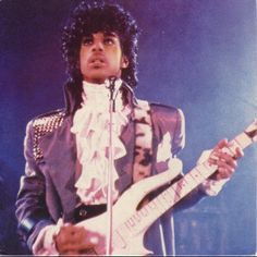 Prince - sexy for a skinny guy