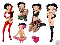 Betty boop sex picture picture 388