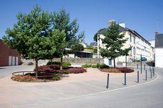 Inzinac Town Centre by Urbicus 05 « Landscape Architecture Works | Landezine