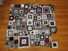 Nicole Knits a Lot  − Babette Blanket