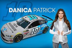 "7,101 Likes, 141 Comments - Danica Patrick (@danicapatrick) on Instagram: ""Holy moly I am driving a @warriorbydanica @hsn car!!!!!! Pretty special weekend for me! I will be…"""