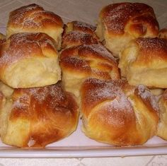 Hungarian Recipes, Pretzel Bites, Food And Drink, Favorite Recipes, Treats, Cheese, Cooking, Breakfast, Sweet Like Candy
