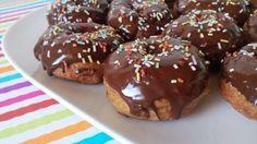 Dia Wellness Receptek Archives - Page 11 of 13 - Salátagyár Diabetic Recipes, Diet Recipes, Healthy Recipes, Doughnut, Muffin, Pudding, Favorite Recipes, Breakfast, Food