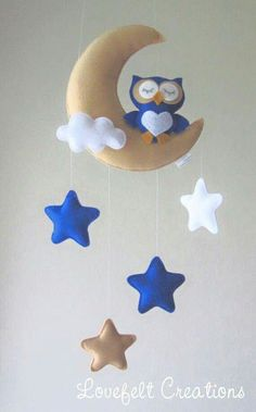 mobile - Owl mobile - Crib Mobile Owl - Baby Mobile Stars Baby-mobile mobile Owl Krippe Mobile Owl von lovefeltmobilesStars & Stripes Stars & Stripes or Stars and Stripes may refer to: Baby Crafts, Felt Crafts, Diy And Crafts, Felt Mobile, Mobile Mobile, Diy Y Manualidades, Diy Bebe, Baby Crib Mobile, Felt Baby