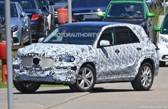 2019 Mercedes-Benz GLE spy shots and video #Mercedes #Cars #Rides #Auto #iAUTOHAUS