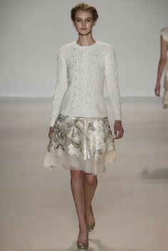 Lela Rose RTW Fall 2014 - Slideshow - Runway, Fashion Week, Fashion Shows, Reviews and Fashion Images - WWD.com