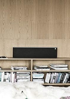 Perfect for the music lover in your life, the Libratone Lounge Speaker offers high quality sound without wires.