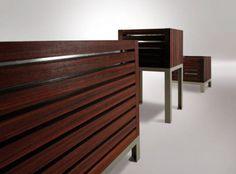 Blumenkasten aus Holz für öffentliche Bereiche - VANCOUVER - ArchiExpo