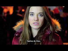 ▶ Soy Ucraniana Y Este Video Tiene Que Ser Difundido Por Todo El Mundo - YouTube