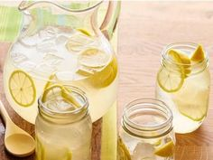 Gina's Homemade Lemonade Recipe   The Neelys   Food Network