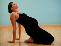 his gentle prenatal yoga class uses yoga poses perfect for pregnancy and will help you relax. pregnancy stretches Yoga can help you adjust to the physical demands of labor, birth, and motherhood. Exercise For Pregnant Women, Exercise During Pregnancy, Trimesters Of Pregnancy, Pregnancy Care, Pregnancy Workout, Pregnancy Fitness, Early Pregnancy, Pregnancy Info, Yoga Prenatal