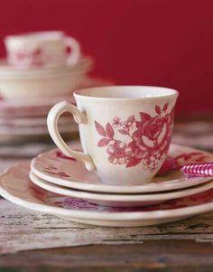 Tea cup of