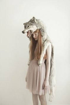girl in wolf's clothing