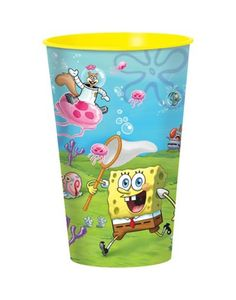 SpongeBob Party Cup - Party City