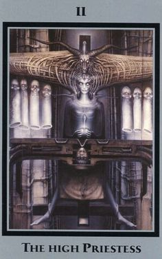 Baphomet the Tarot of the Underworld