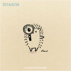 Observations I walk in the way of rghtsnss, along the paths justice Proverbs 8 20 Hedgehog Drawing, Hedgehog Pet, Cute Hedgehog, Hedgehog Illustration, Cute Illustration, Kawaii Drawings, Easy Drawings, Pictures To Draw, Animal Drawings