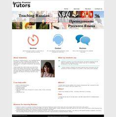 Russian Premier Tutors Valentina Merrit self-employed Russian Tutor based in Woking