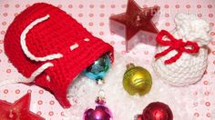 Geschenksäckchen häkeln
