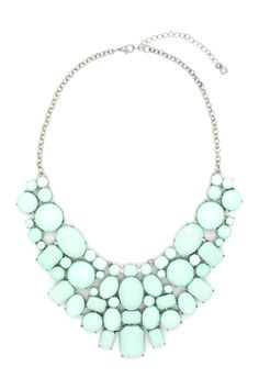June Necklace by Eye Candy Los Angeles on @HauteLook