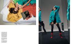 Claudia Schiffer & Stephanie Seymour Stephanie Seymour, Vogue, Poppy Delevingne, Chanel Cruise, Kendall Jenner Outfits, Elle Magazine, Claudia Schiffer, Victoria Dress, Ermanno Scervino