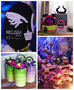maleficent birthday maleficent party featured parties from