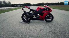 EBR 1190RX - Erik Buell Racing | On Two Wheels