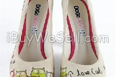 http://www.ibuywesell.com/en_AU/item/Dogo+Cats+Handmade+Heels+Brisbane/49558/