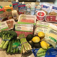 Ketogenic Diet Healthy Grocery Shopping Haul – Jersey Girl Talk
