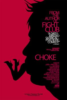 I've read the book, seen the film (it was no fight club) but I like this posters simplicity Chuck Palahniuk, Saul Bass, Kelly Macdonald, Comedy Specials, Indie Films, Experimental Photography, Fight Club, Comedy Movies, Great Movies