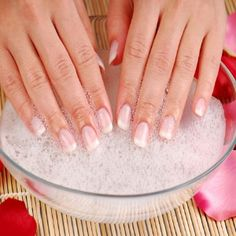 How To Grow Nails Fast - Steps For Growing Nails Fast & Natural Ways To Grow Your Nails. Simple tips to follow