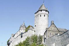 Sauerland: Burg Altena: 1912 eröffnete hier die erste Jugendherberge der Welt.