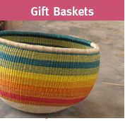 A Gift Basket that makes a difference.