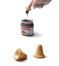 Awesome Nutella Finger Biscuits