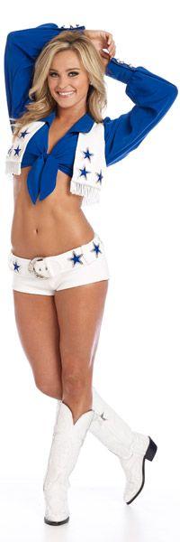 Ashley P. — Dallas Cowboys Cheerleaders