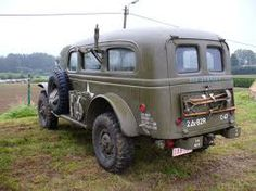 dodge carryall wc 26 - Google Search