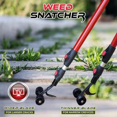 The Weed Snatcher – Gardening Tools
