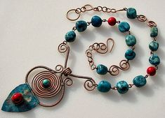 LOTS of great wire/bead jewelry Necklace Gallery - Art -Z Jewelry