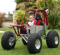 Bringing Up A Child Advice For Young And Old Alike! Parenting is hard. Offroad, Homemade Go Kart, Diy Go Kart, Karts, Drift Trike, Mens Toys, Radio Flyer, Red Wagon, Kids Ride On