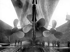 Titanic's Propellers