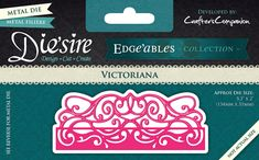 Crafter's Companion | Edge'ables Fancy Borders - Victoriana