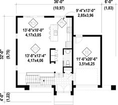 Plan image used when printing | House plans | Pinterest | House