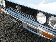 1982 Lancia Beta HPE2000 - Waimak Classic Cars - New Zealand